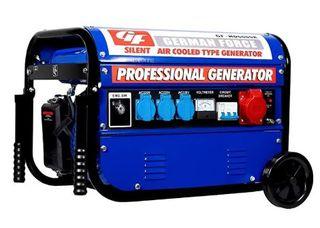Generador Eléctrico de Gasolina 5500W