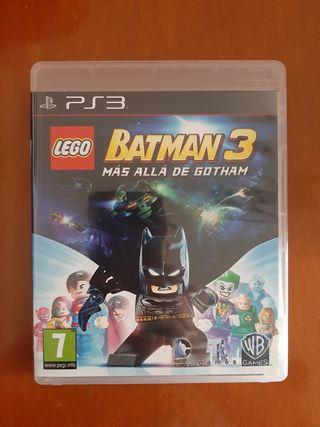 Juego Lego Batman 3 Más allá de Gotham