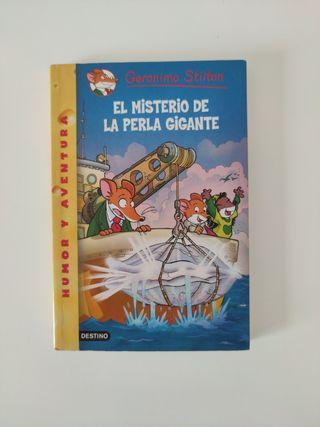 Libro El misterio de la perla gigante