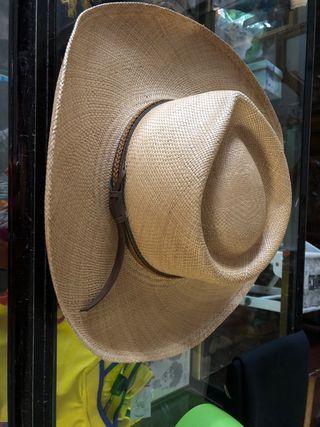 Sombrero paja toquilla