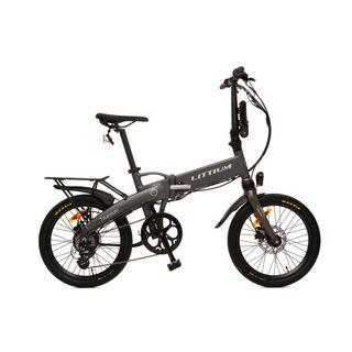 Bici eléctrica LITTIUM by KAOS,DOGMA 2020 TITANIUM