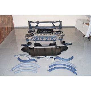 Kit De CarrocerÌa Porsche Cayenne Turbo 11-14