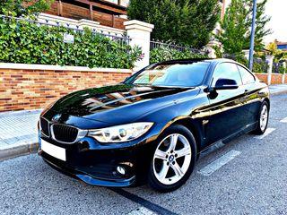 BMW Serie 4 420d AUT 2015