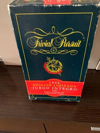 Trivial pursuit edición 1996