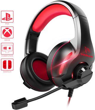 Cascos Auriculares Gaming NUEVOS