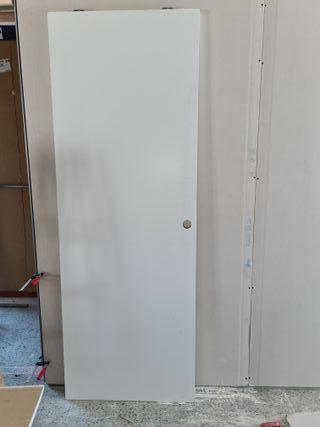 puertas... lacada en blanco