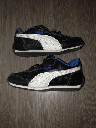 zapatillas puma talla 24