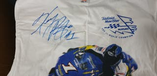 Camiseta Firmada por Kenny Roberts Jr