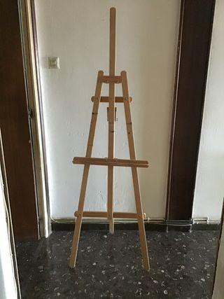 Caballete de pintura para adulto