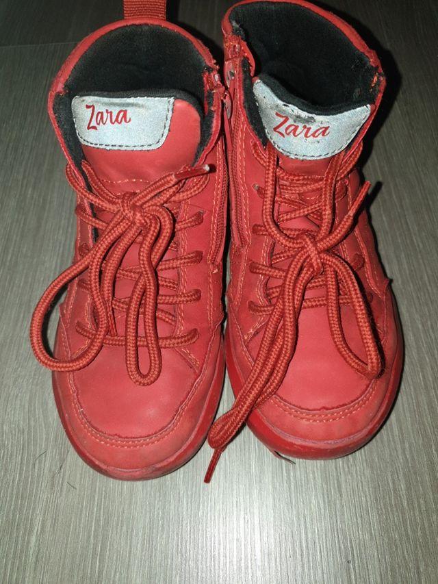 zapatillas zara talla 28.29