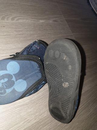 zapatos de casa michey