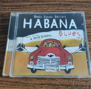 cd Habana Blues