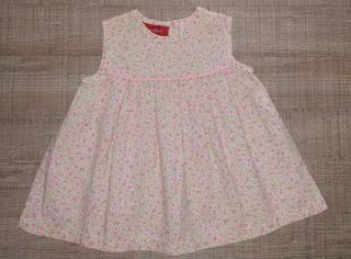 Vestido bebé T:12-18meses.Ropa bebé
