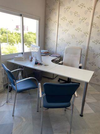 Sillas de oficina de segunda mano en Montequinto en WALLAPOP