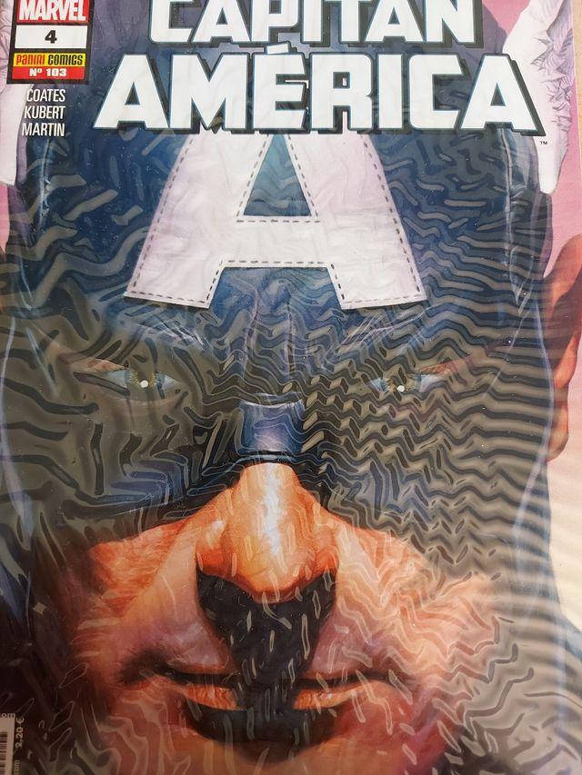 Capitán América 1-9