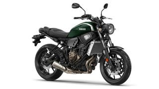 Yamaha xsr 700 abs 2019