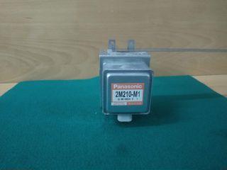 Magnetrón microondas comprobado