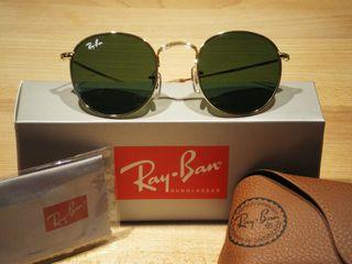 Gafas de sol Rayban. Round Metal.