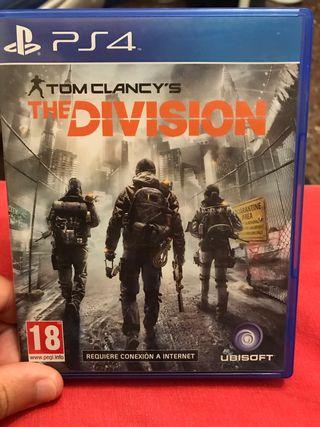 The División PS4