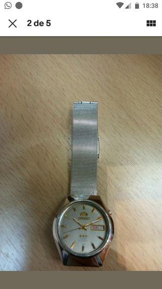 Reloj Orient Automático Vintage 80s