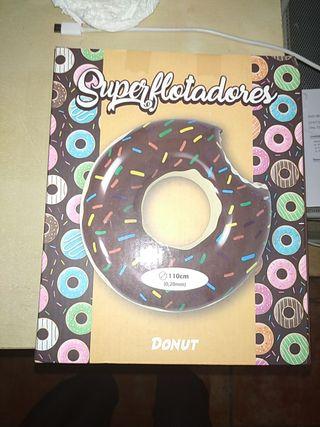 super flotador donut