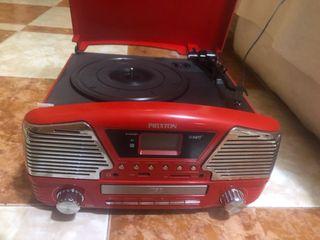 Tocadiscos vintage PRIXTON