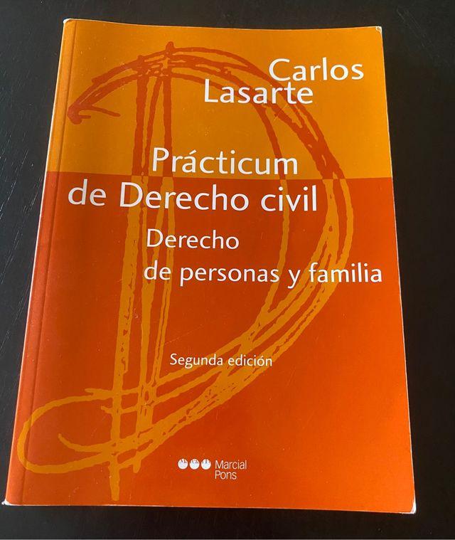 Prácticum De Derecho De Personas Y Familia De Segunda Mano Por 5 En Aguadulce En Wallapop