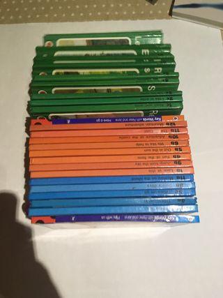 Colección para aprender a leer en inglés