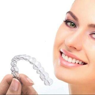 2 Férulas de descarga bucales oferta lote dental