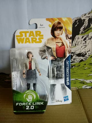 Star Wars Q'ira, Corellia, Han Solo, Disney,Hasbro
