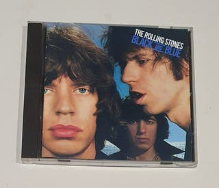 THE ROLLING STONES / CD / BLACK AND BLUE