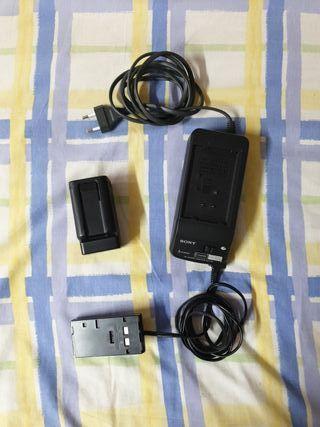 Adaptador Cargador Sony Hi8 Sony8