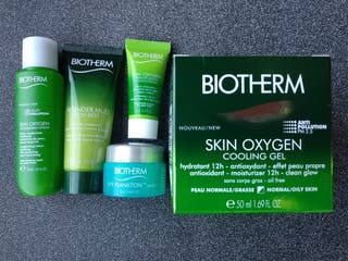 Lote cosméticos Biotherm