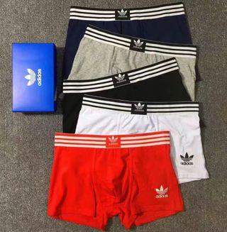 Calzoncillos hombres boxer Adidas
