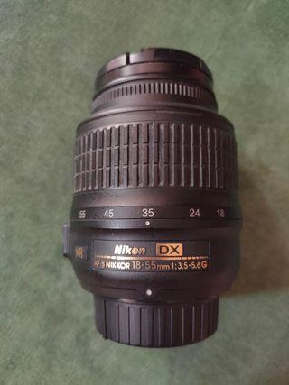 NIKON DX AF-S 18-55mm 1:35-5.6G VR