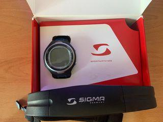 Reloj pulsometro Sigma