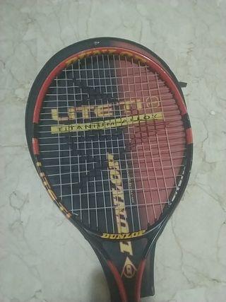 Raqueta de tenis Dunlop para niño
