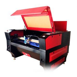 Máquina corte grabado láser para metales liquidaci