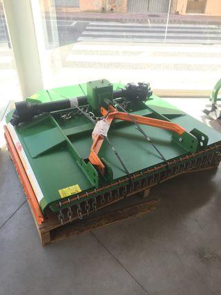 Desbrozadora cadenas tractor