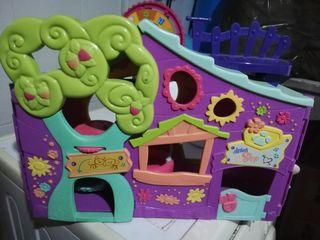 casa de campo little pets shop