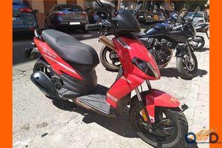 Moto derbi variant Sport 125