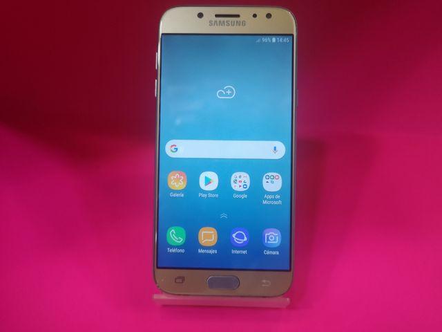 Samsung galaxy j5 2017 oro y gris
