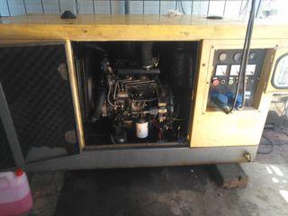 generador diésel 25 kva