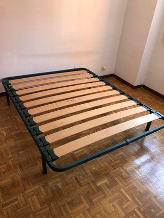Somier Flex cama matrimonial