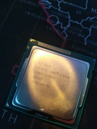 procesador Intel core i5 3570