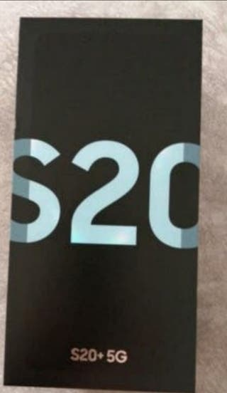 Samsung S20 Plus 5G, 128 Gb AZUL
