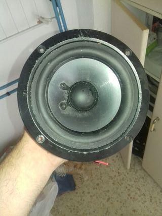 altavoces sony
