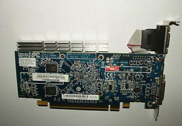 Tarjeta Grafica 256mb DDR2