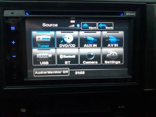 radio cd/DVD coche clarion vx401e como nuevo
