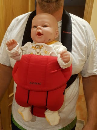 Mochila portabebe babybjorn